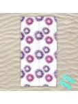 Плажна хавлиена кърпа - Романтични глухарчета