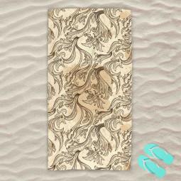 Плажна хавлиена кърпа - Хармония