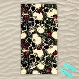 Плажна хавлиена кърпа - Готика