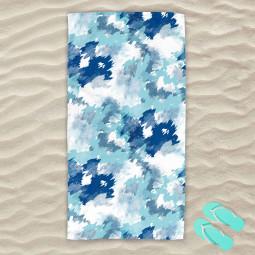 Плажна хавлиена кърпа - Буря