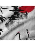Плажна хавлиена кърпа - Жерави