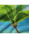 Плажна хавлиена кърпа - Палма