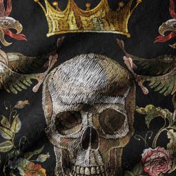 Плажна хавлиена кърпа - Кралят