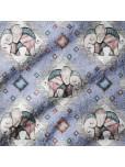 Плажна хавлиена кърпа - Сладко слонче