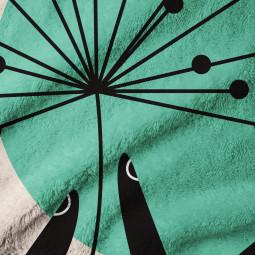 Плажна хавлиена кърпа - Женственост