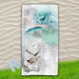 Постелка за Плаж - Любов и море